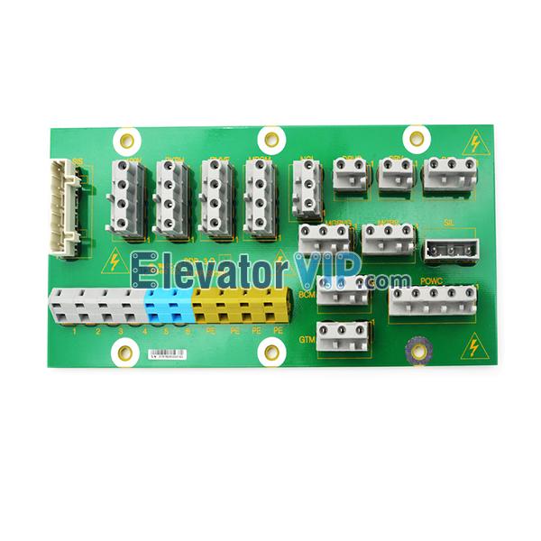 5400 Elevator Interface Board, 5500 Elevator Interface PCB, ID.NR.591851, PDB 3.QA