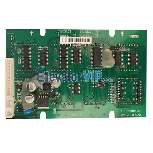 Elevator Hall Display Board, Elevator Hall Indicator PCB, ID:53105203