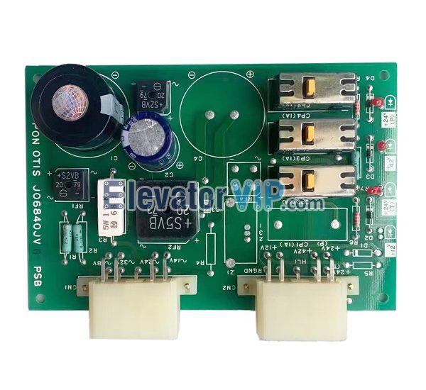 OTIS Elevator Power Supply Board, J06840JV6