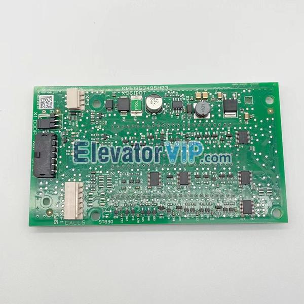 KONE Elevator KDS330 Display Board, KONE Lift Display PCB, KONE Elevator HOP Display, KONE Elevator LOP Display Board, KM51353495H03, KM51353494G11, KM51353494G12, KM51353494G13, KM51353494G21