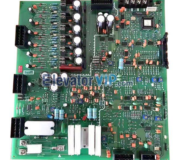 Mitsubishi Elevator Drive Board, Mitsubishi Elevator HOPE Drive PCB, Mitsubishi HOPE Lift Driver Board Supplier, P203702B000