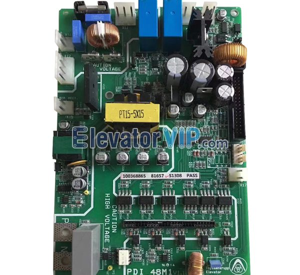 Thyssen Elevator Drive Board Supplier, Thyssenkrupp Elevator Inverter Drive PCB, PDI_48M1, PDI_15M1, PDI_32M1, PDI_60M1