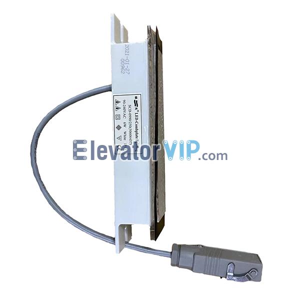 Escalator LED Combplate Lighting, SCD-0990, 50606437, Escalator Comb Plate LED Indicator