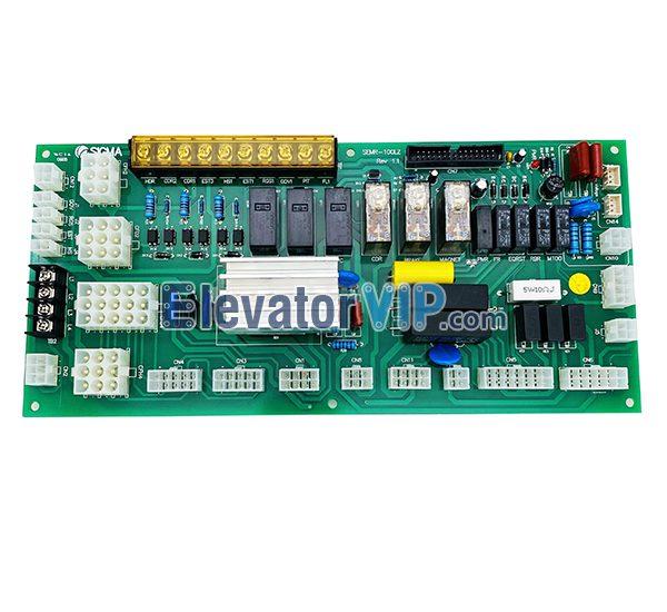 Sigma MMR Elevator Board, SEMR-100LZ