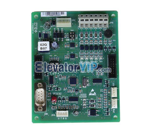 STEP AS380 Elevator Cabin Communication Board, SM.02/G, SM-02-G, STEP Lift Car Control PCB