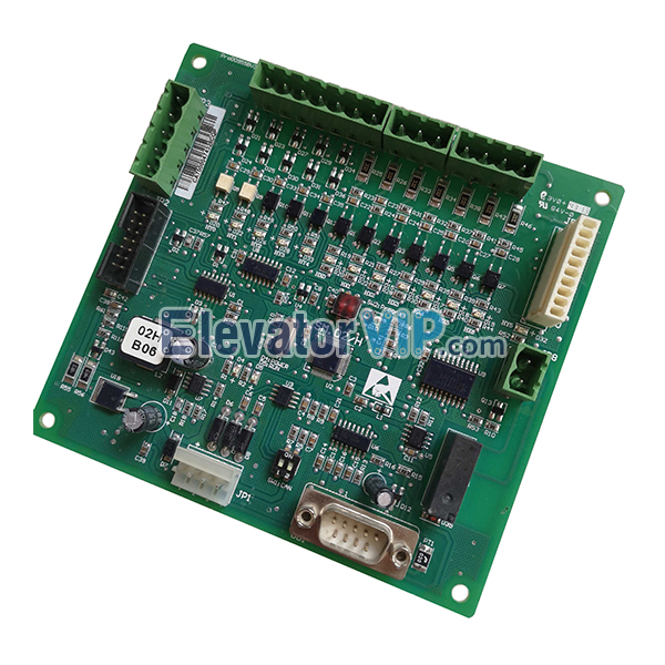 SM-02-H, SM.02/H, STEP Elevator Cabin Roof Control Board, STEP Lift Car Roof PCB