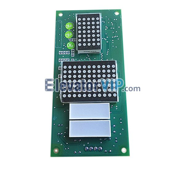 STEP Elevator DOT Matrix Indicator, STEP Lift COP Display, SM.04VR/G, SM-04-VR/G, SM-04-VSD