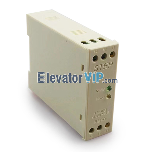 STEP Elevator SW11 Relay, STEP Lift 3 Phases Sequences Relay, SW11 Relay Supplier