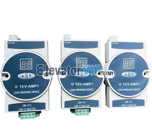 Toshiba Elevator Load Weighing Device, Toshiba Lift Load Weighing Sensor, Elevator Load Weighing Switch Supplier, TEV-AMP1, CN-PJ Sensor