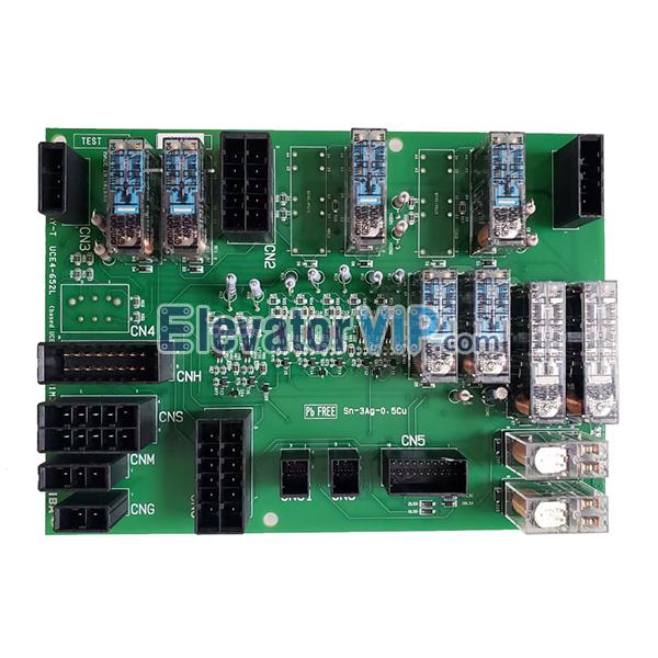 Toshiba Elevator Relay Board, SF-RY-C-T, 2N1M3580P041-A, UCE4-652L, UCE4-469L, UCE4-650L