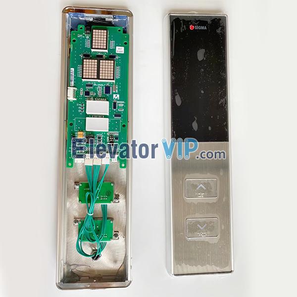 Sigma Elevator HOP Indicator, LG Sigma Elevator Display Board, SM.04VST, A3N49874