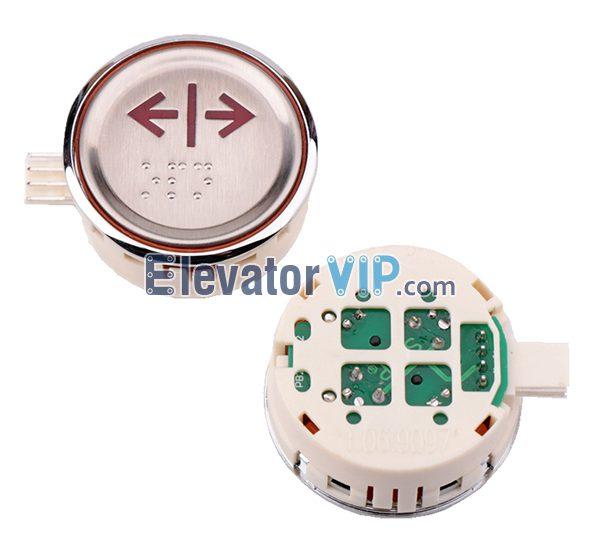 LG Sigma Elevator HOP Push Button, Sigma Elevator LOP Push Button, Sigma Lift Push Button Braille, AK-29B, MTD265 Push Button, Sigma Elevator Round Push Button
