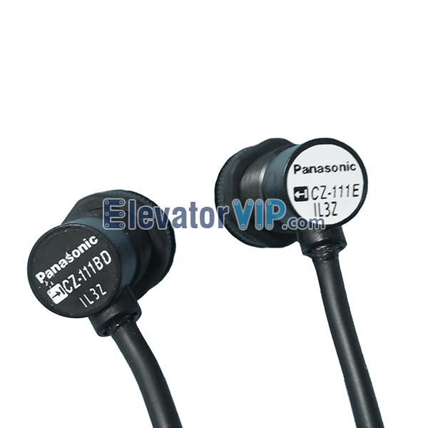 Panasonic Photoelectric Switch Sensor, Elevator Photoelectric Switch Sensor, CZ-111BD, CZ-111E