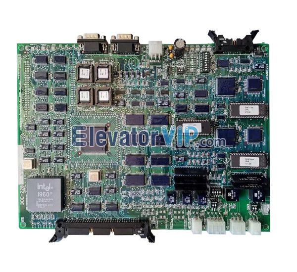 LG OTIS Elevator Group Control Board, Sigma Lift Group Control PCB, DOC-220, AEG10C224