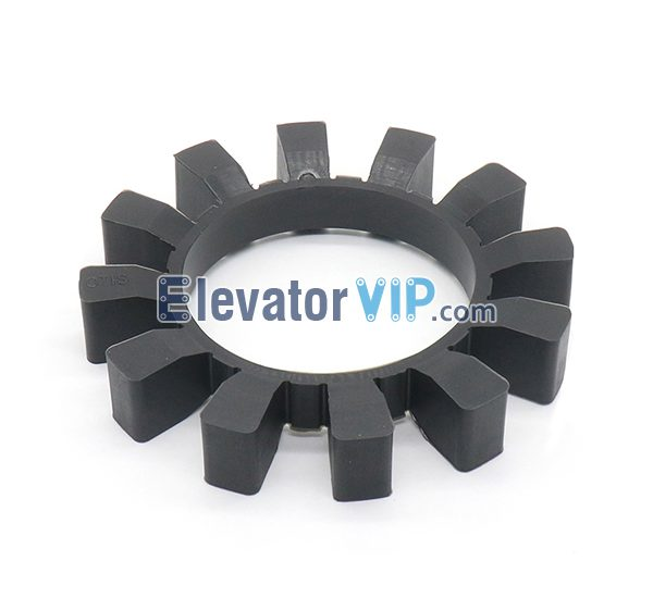 Escalator Motor Coupling Cluth Buffer Ring, Otis Escalator OMS Tractor Coupling Ring, Escalator Traction Machine Coupling Clutch Buffer Ring 12-foot, GAA20401B762