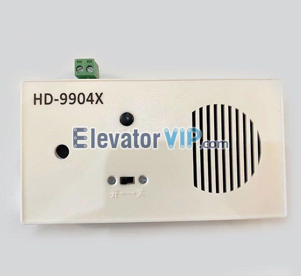 KONE Elevator Car Top Intercom, KONE Elevator Car Roof Phone, Elevator Car Top Phone Supplier, HD-9904X, HD9904X