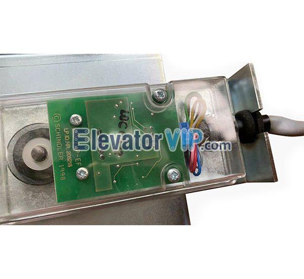 300P Elevator Door Motor, Elevator Hoistway GBP Rotation Encoder, ID.NR.205215, ID.NR.590758