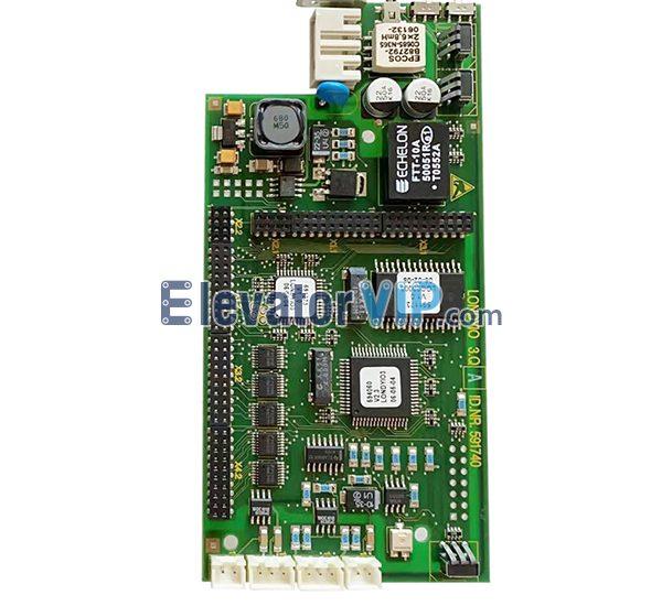 300P Elevator Car Display PCB, ID.NR.591740, ID.NR.591780, LONDYIO 3.Q, LEDDYAPL 3.Q