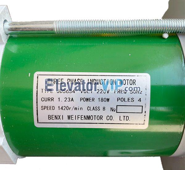 Elevator Door Motor, JD5634, ZYGS-150, ZYGS-80w, ZYGS-80