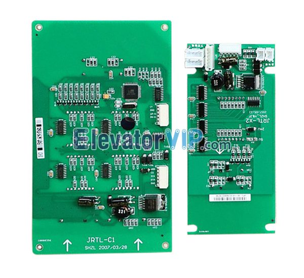 Giant KONE Elevator LOP Display Board, KONE Elevator HOP Display PCB, Giant KONE Elevator Landing Call Indicator Board, JRTL-X2, JRTL-C1