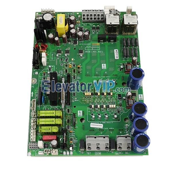 OTIS Elevator Inverter HVIB Driver PCB, LRU-401 Frequency Converter Board, OVFR1A-402 Driver Board, OVFR2B-402 HVIB PCB, LRU-402 HVIB Motherboard, KDA26800ABC2, KBA26800ABC2, KCA26800ABC2, KCA26800AAZ1, KCA26800AAZ2, KDA26800AAZ1, KDA26800AAZ2