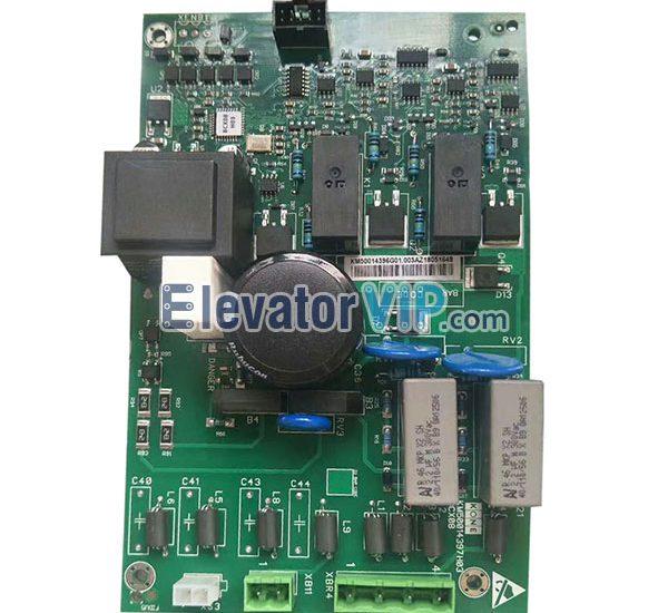 KONE Elevator Brake Module Board, BCX08 PCB, KM50014396G01, KM50014397H03, KM50014397H01, KM50014397H02