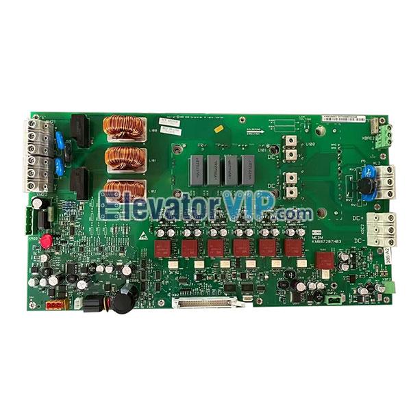 KONE Elevator KDL32 Inverter Board, KONE Elevator 385 Drive A2 PCB, KM887286G01, KM887287H03