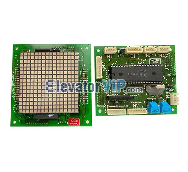 Mitsubishi Elevator Display Board, Mitsubishi Lift Indicator PCB, YE600B050-01, LHA-025AG02, LHH-114B