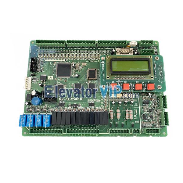 300P Elevator PCB, 300C Elevator Board, MIC-SE32A0110, MIC-SE32B0110, MIC-SE32C0110