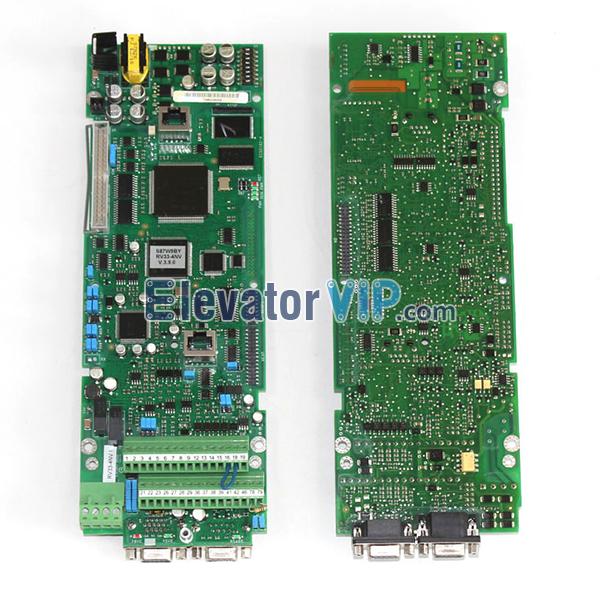 SIEI Elevator Inverter Drive PCB, SIEI Elevator AVY Inverter Board, SIEI Elevator AVY-L Inverter Board, RV33-4NV, RV33-4NVH