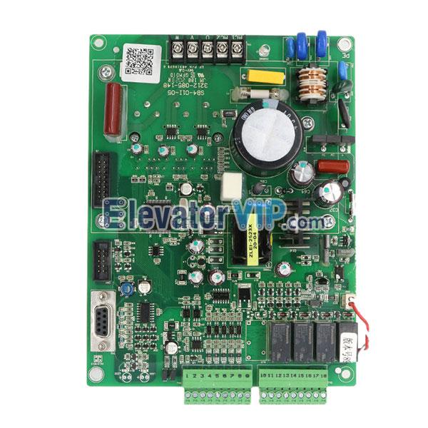 Hitachi Elevator Door Motor Control Board, SB4-01H-05, SB4-01C-05.PCB