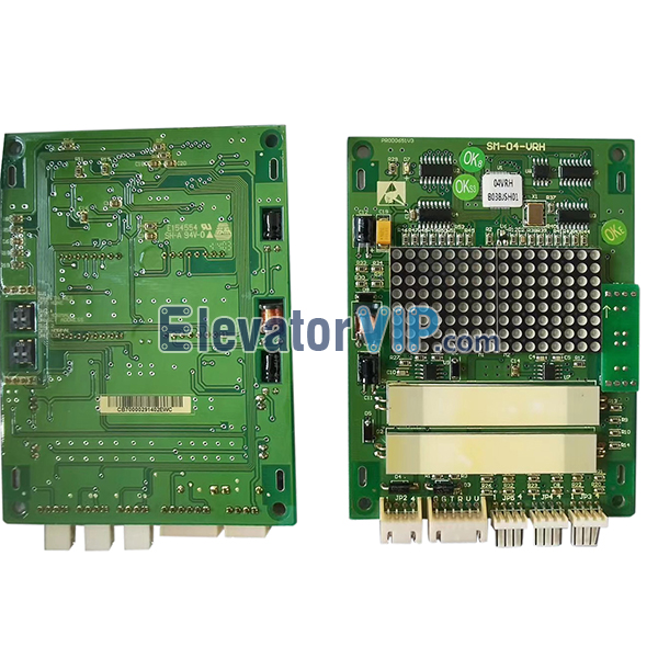 STEP Elevator COP Display PCB, STEP Elevator LOP Indicator Board, SM-04-VRH