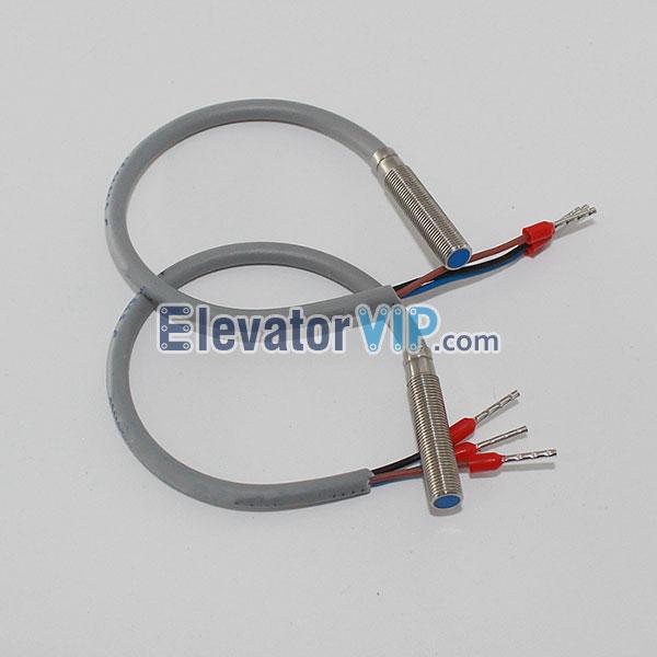 OTIS GEN2 Elevator Brake Switch Sensor, OTIS Elevator Traction Machine Brake Switch, TAA27076VB1, TAA177CT1