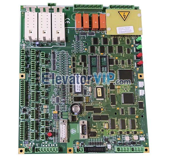 Thyssenkrupp Elevator MC2 Board, TCM-MC2 Board, Thyssen Lift TCM MC2 PCB, TCM-MC2-V8D.8F, MC2-MZ-V21.06
