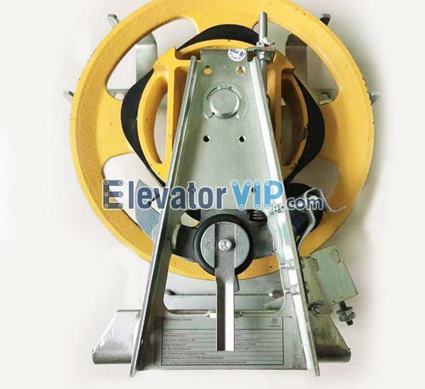 ThyssenKrupp Elevator OverSpeed Governor, Lift OverSpeed Governor 6023, 6023-G15U-3.10
