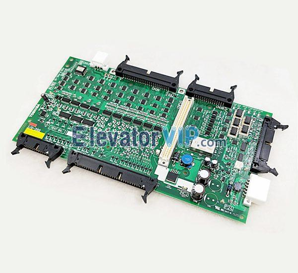 Toshiba Elevator Board, I/O-200 PCB, UCE4-440L1, UCE4-413L2, 2N1M3460-E, 5P1M1847-E, I/O-200E