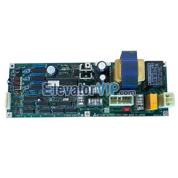 Mitsubishi Escalator Board, Mitsubishi Escalator Interface PCB, YKO-E0242, C731000C112