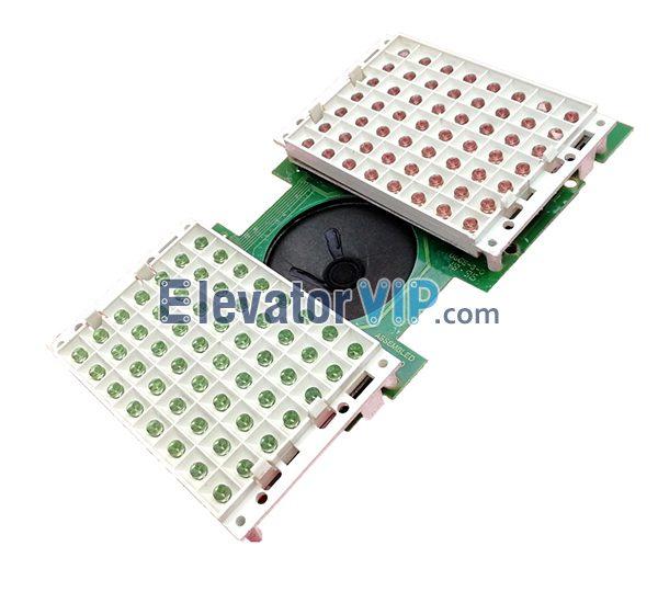 OTIS Elevator Arrival Gong Board, ABA26800AAX001, ABB23550AAA