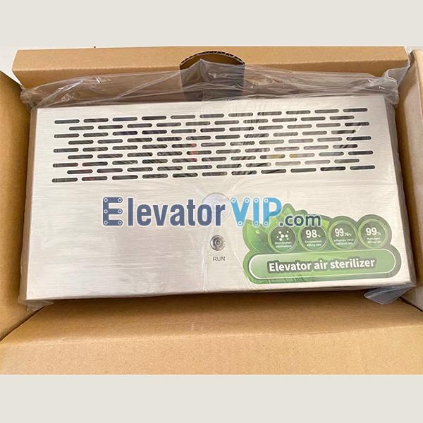 Elevator Air Ultraviolet Device, Elevator Air Sterilizer, Lift Air Disinfection Purifier, BUNN016