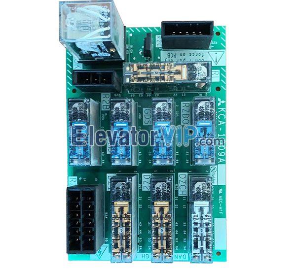 Mitsubishi Elevator PCB, KCA-1009A, YX304B543A
