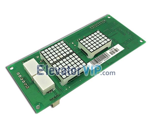 KOYO Elevator COP Display Board, KOYO Elevator LOP Indicator PCB, KYM08L322-1, KYM08L322-2