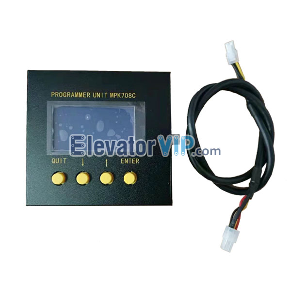 Elevator Programmer Unit MPK708C, BLT Elevator Service Tool, BLT Lift Test Tool