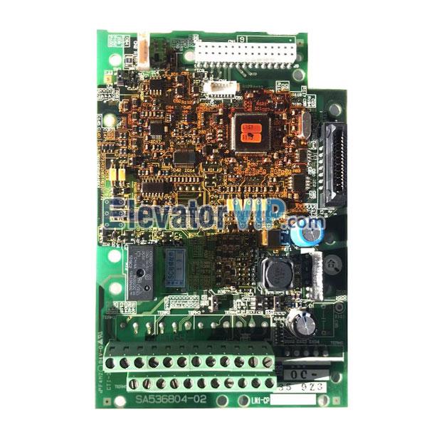 FUJI Elevator Drive CPU PCB, SA536804-02