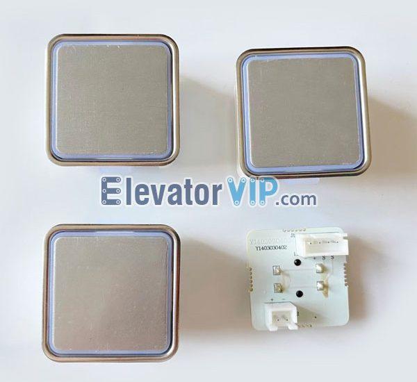 BST Elevator Push Button,Y1403030402, KA308